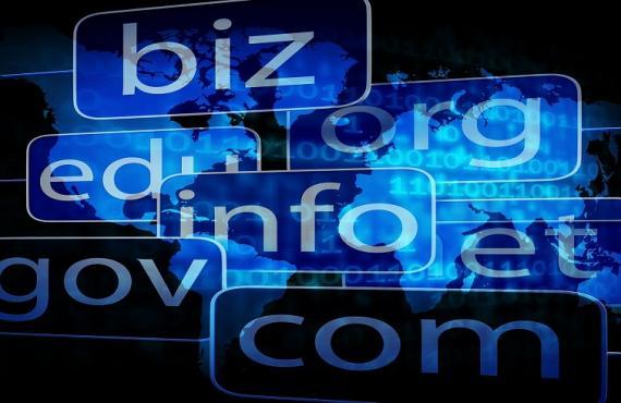 recuperar el nombre de un dominio
